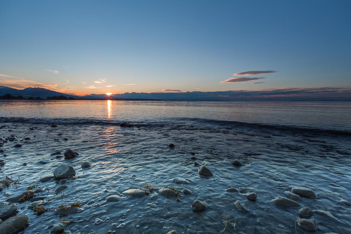 Rohrspitz - Sonnenuntergang