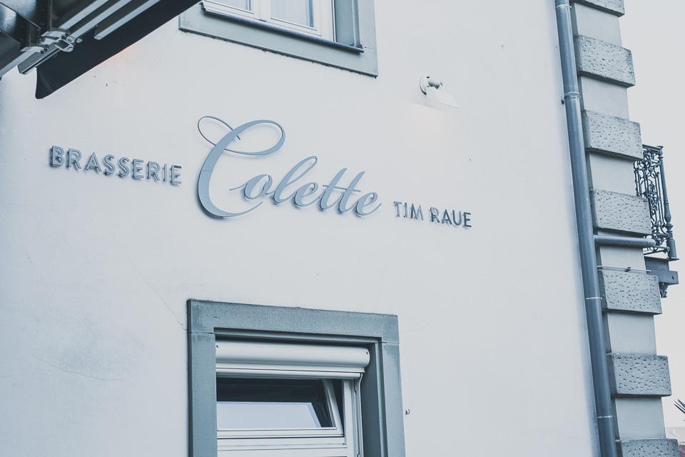 Brasserie Colette Tim Raue