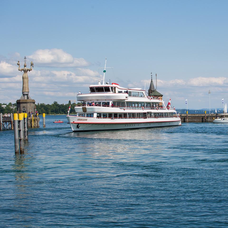 10 Tipps für ein Wochenende am Bodensee