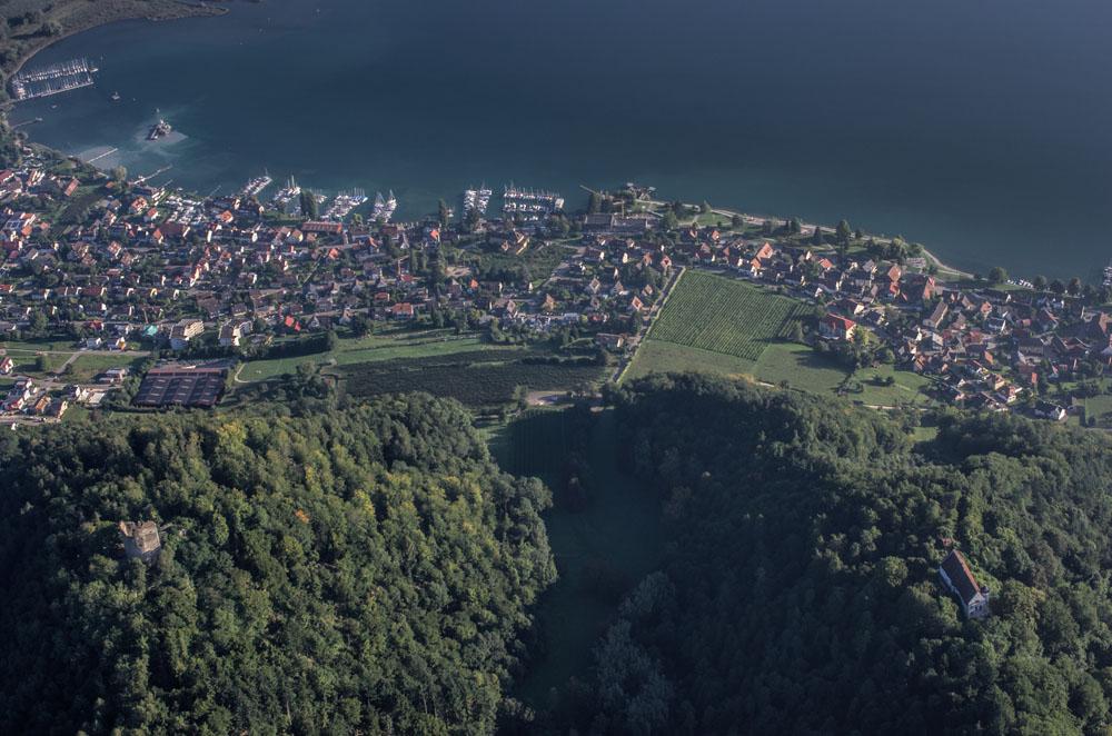 Ruine Alt-Bodman – Frauenberg – Bisonstube