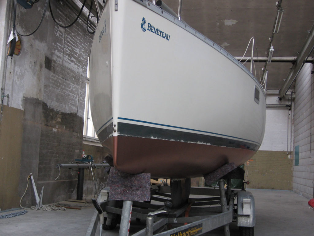 Antifouling am Bodensee