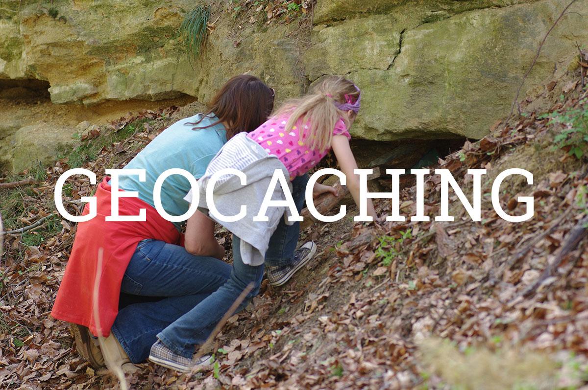 Geocaching am Bodensee