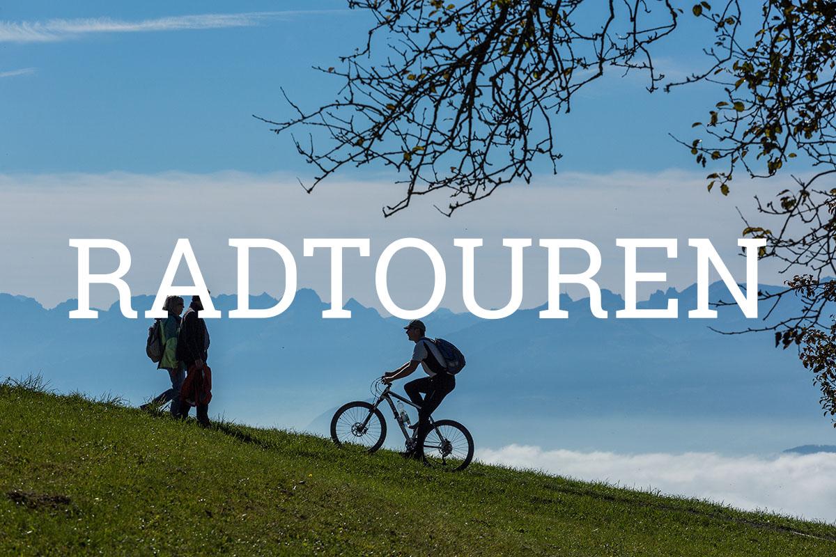 Radtouren am Bodensee