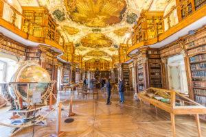 stiftsbibliothek st. gallen bodensee